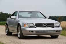 Mercedes-Benz 500SL r129 1998