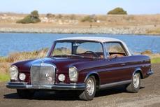 Mercedes-Benz 220SE Coupé w111 1964