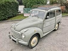 Fiat 500 Topolino 1952