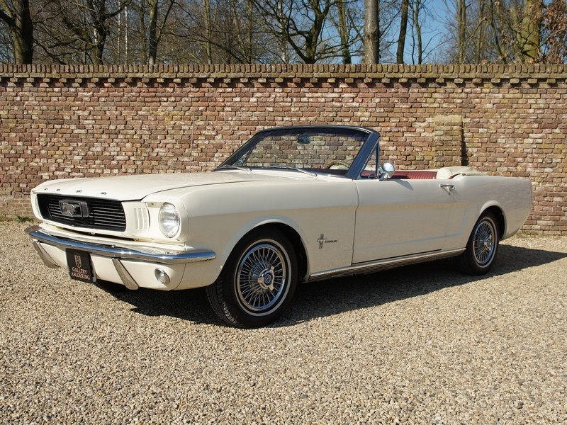 1966 Ford Mustang is listed For sale on ClassicDigest in Brummen by The  Gallery for €29000