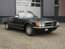 Mercedes-Benz 380SL w107 1985