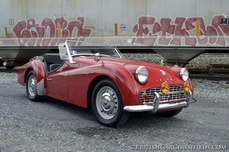 Triumph TR3 1961
