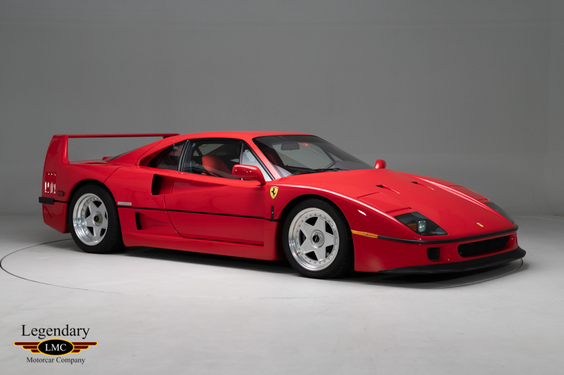 1992 Ferrari F40 Is Listed Sold On Classicdigest In Halton Hills By Legendary Motorcar For Not Priced Classicdigest Com