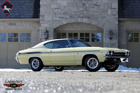 Chevrolet Chevelle 1969