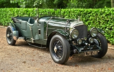 For sale Bentley Speed Six 1949