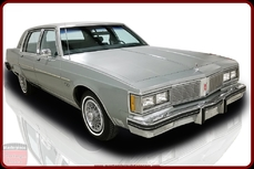 For sale Oldsmobile 98 1983