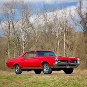 For sale Pontiac GTO 1967
