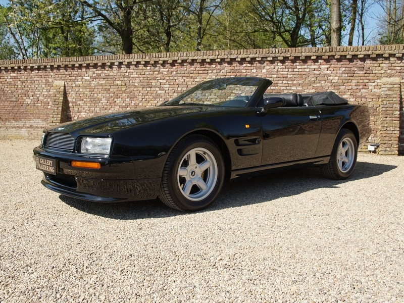1994 Aston Martin Virage Is Listed Zu Verkaufen On Classicdigest In Brummen By The Gallery For 104750 Classicdigest Com