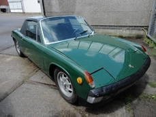 Porsche Other 1970