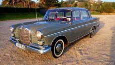 Mercedes-Benz 190 w110 Fintail 1962