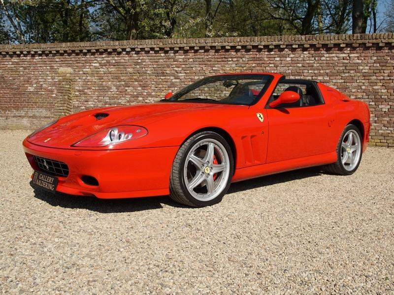 2006 Ferrari 575m Maranello Is Listed Verkauft On Classicdigest In Brummen By Gallery Dealer For 279500 Classicdigest Com