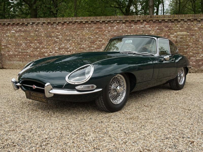 1964 Jaguar E-type XKE is listed Såld on ClassicDigest in Brummen by Gallery Dealer for €147500 ...