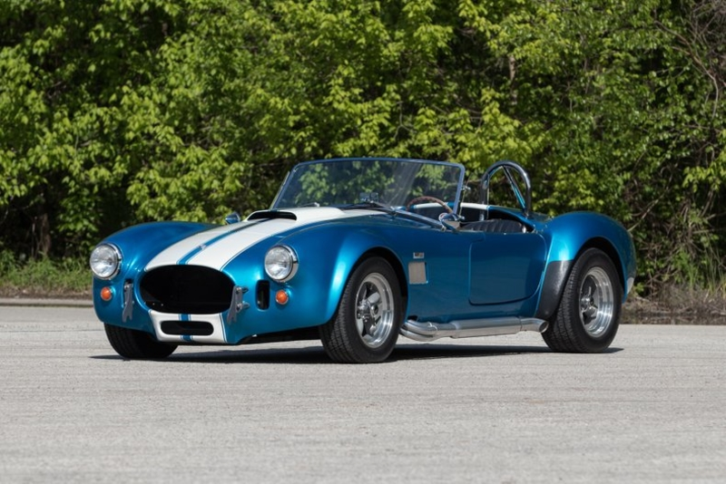 1966 Shelby Cobra Replica is listed For sale on ClassicDigest in Missouri  by Fast Lane Classic Cars for $42995