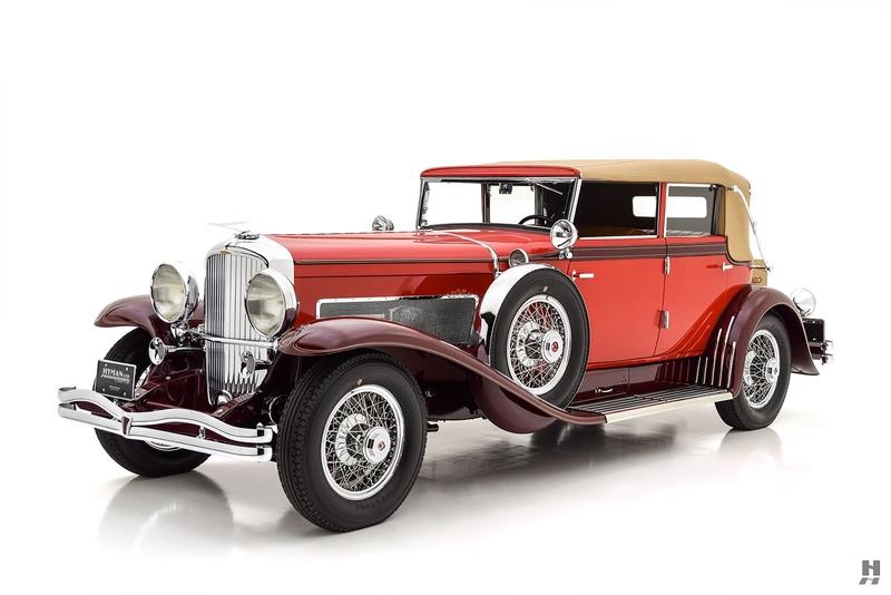 Duesenberg For Sale >> 1931 Duesenberg J Is Listed Sold On Classicdigest In St