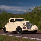 Ford 3-Window Coupe 1934