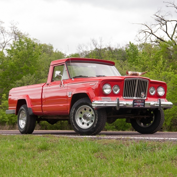 Jeep Grand Wagoneer For Sale >> 1968 Jeep Grand Wagoneer Is Listed For Sale On Classicdigest In