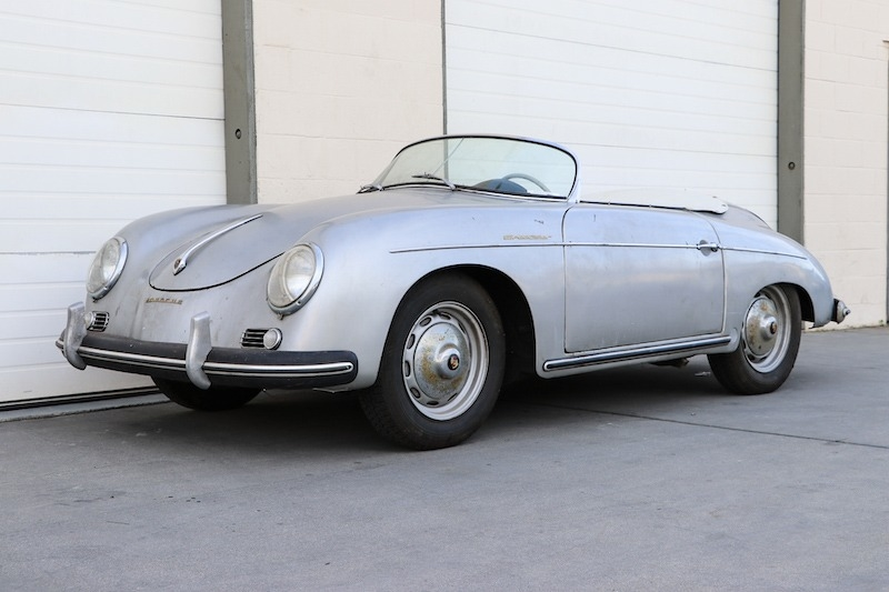 Porsche 356 For Sale >> 1957 Porsche 356 Speedster Is Listed For Sale On Classicdigest In