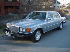 Mercedes-Benz 450SEL 6.9 w116 1979