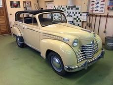 Opel Rekord 1951