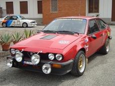 Alfa Romeo GTV 2000 1982