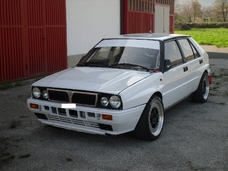 Lancia Delta 1989