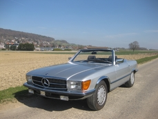 Mercedes-Benz 280SL w107 1980
