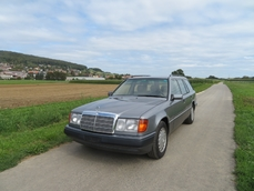 Mercedes-Benz 300 w124 1991