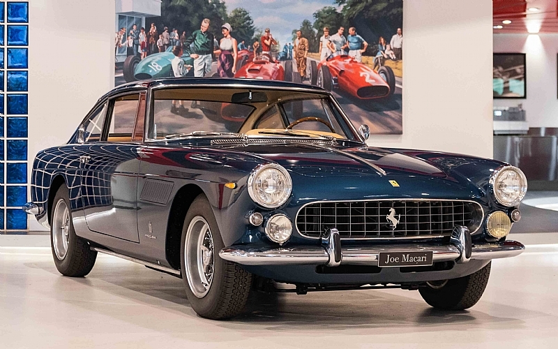 1963 Ferrari 250 Gte Is Listed Verkauft On Classicdigest In London By Auto Dealer For Preis Nicht Verfügbar Classicdigest Com