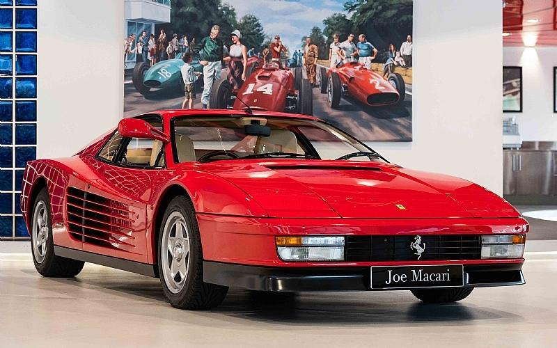 1986 Ferrari Testarossa Is Listed Verkauft On Classicdigest In London By Auto Dealer For 139950 Classicdigest Com