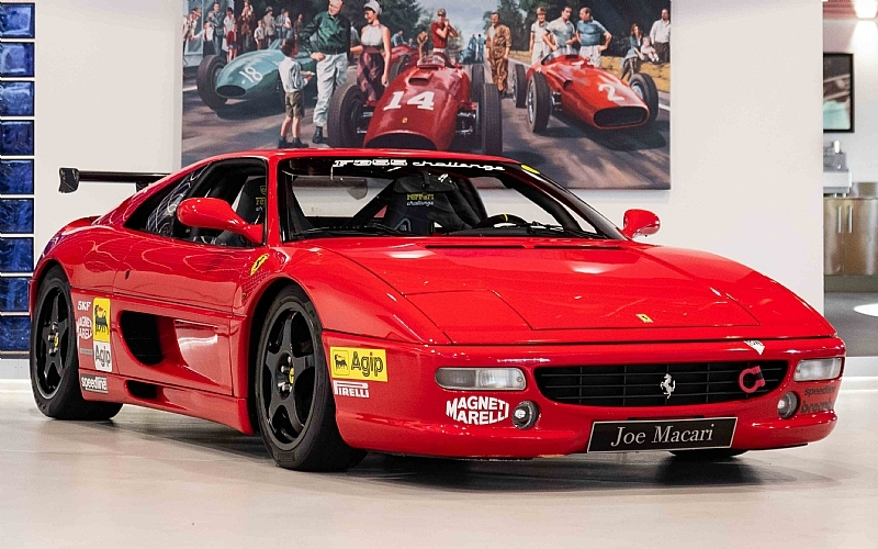 1995 Ferrari F355 Is Listed Verkauft On Classicdigest In London By Auto Dealer For 159950 Classicdigest Com