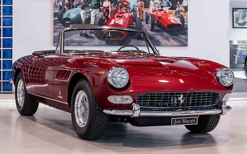 1965 Ferrari 275 Gts Is Listed Verkauft On Classicdigest In London By Auto Dealer For Preis Nicht Verfügbar Classicdigest Com