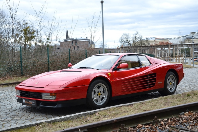 1989 Ferrari Testarossa Is Listed Sold On Classicdigest In Dresden By Auto Dealer For 109900 Classicdigest Com
