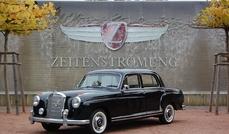 Mercedes-Benz 220a/S/SE Ponton 1959