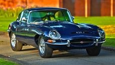 For sale Jaguar E-type XKE 1965