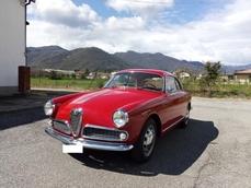 For sale Alfa Romeo Giulietta 1962
