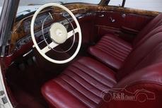 For sale Mercedes-Benz 220s/SE Cabriolet Ponton 1960