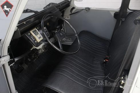 Citroen 2CV 1988