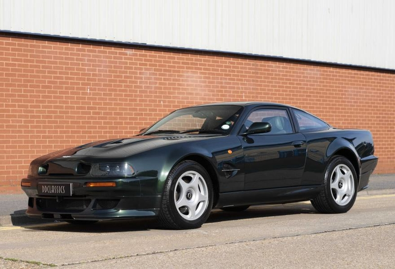 2000 Aston Martin V8 Is Listed Verkauft On Classicdigest In Surrey By Dd Classics For Preis Nicht Verfügbar Classicdigest Com