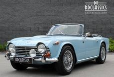 For sale Triumph TR4 1966