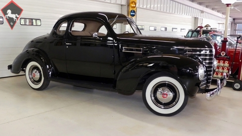 Plymouth Coupe 1939