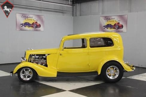 Ford Sedan 1933