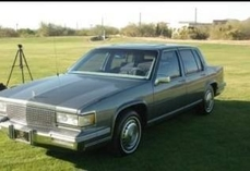 Cadillac Other 1987
