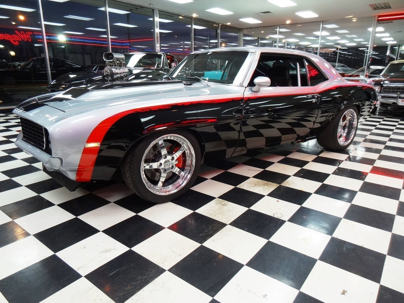 1969 Chevrolet Camaro is listed For sale on ClassicDigest in Bellevue by  Specialty Vehicle Dealers Association for $58900