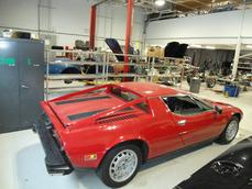 Maserati Merak 1976