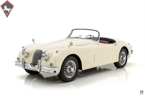 1958 Jaguar XK150 is listed Sold on ClicDigest in St ... on