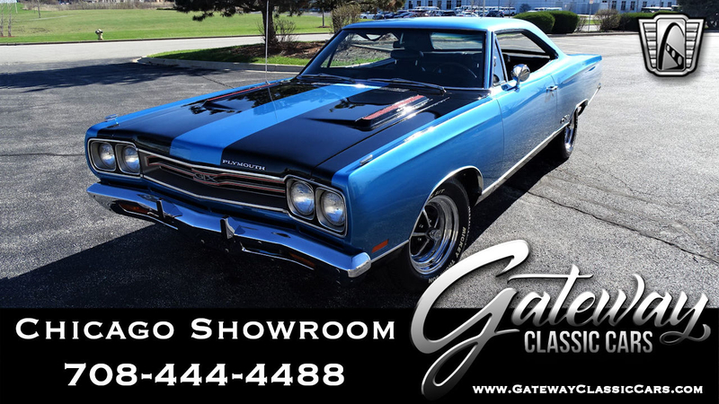 1969 Plymouth Belvedere is listed Sold on ClassicDigest in