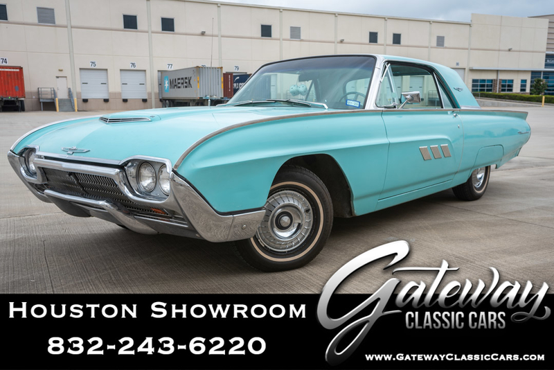 1963 Ford Thunderbird Is Listed Zu Verkaufen On Classicdigest In Houston By Gateway Classic Cars Houston For 13500