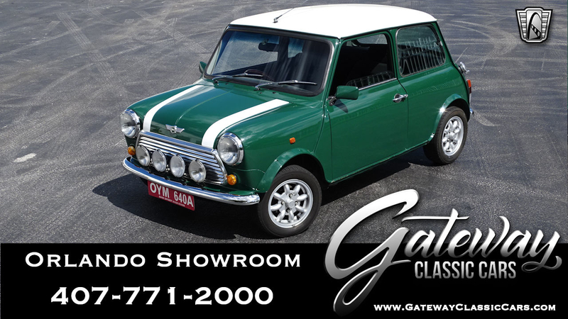 1960 Mini 1000 is listed For sale on ClassicDigest in Lake Mary by Gateway  Classic Cars - Orlando for $19000