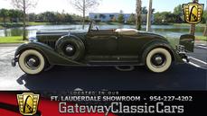 Packard Super Eight 1934