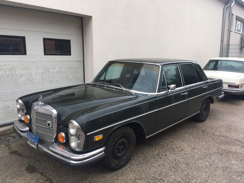 1972 Mercedes-Benz 280S/SE/SEL w108 is listed For sale on ClassicDigest in  Budaörs by Victory Budaörs Autó Kft for €11000